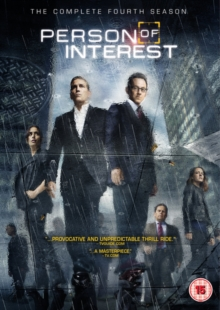 Person of Interest: The Complete Fourth Season, DVD DVD
