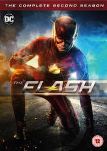 The Flash: The Complete Second Season, DVD DVD