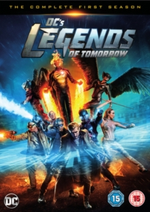 DC's Legends of Tomorrow: The Complete First Season, DVD DVD