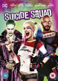 Suicide Squad, DVD DVD