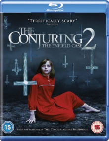 The Conjuring 2 - The Enfield Case, Blu-ray BluRay