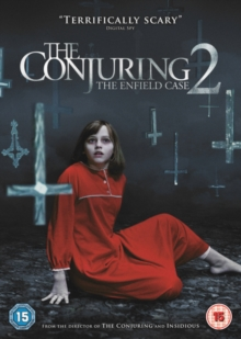 The Conjuring 2 - The Enfield Case, DVD DVD