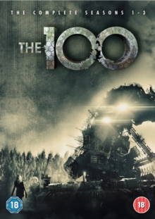 The 100: The Complete Seasons 1-3, DVD DVD