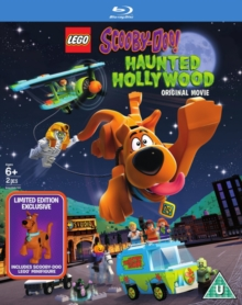 LEGO Scooby-Doo!: Haunted Hollywood, Blu-ray BluRay