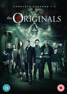 The Originals: Complete Seasons 1-3, DVD DVD