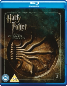 Harry Potter and the Chamber of Secrets, Blu-ray BluRay