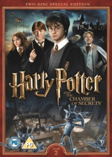 Harry Potter and the Chamber of Secrets, DVD DVD