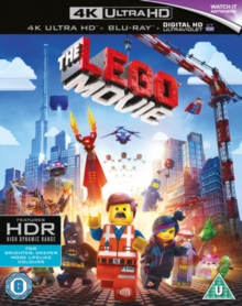 The LEGO Movie, Blu-ray BluRay