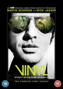 Vinyl: The Complete First Season, DVD DVD