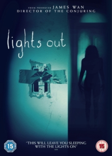 Lights Out, DVD DVD