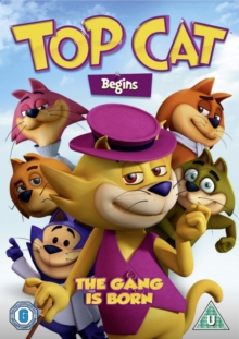 Top Cat Begins, DVD DVD
