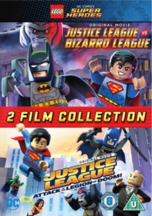LEGO: Justice League Vs Bizarro League/Attack of the Legion of..., DVD DVD