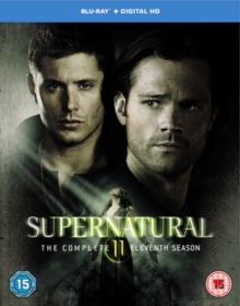Supernatural: The Complete Eleventh Season, Blu-ray BluRay