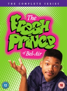 The Fresh Prince of Bel-Air: The Complete Series, DVD DVD