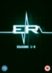 ER: Seasons 1-5, DVD DVD