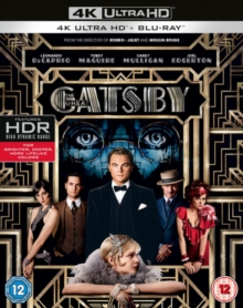 The Great Gatsby, Blu-ray BluRay