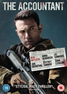 The Accountant, DVD DVD