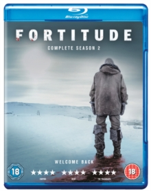 Fortitude: Complete Season 2, Blu-ray BluRay