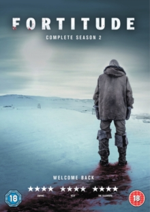 Fortitude: Complete Season 2, DVD DVD