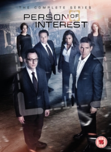Person of Interest: The Complete Series, DVD DVD