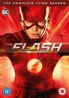 The Flash: The Complete Third Season, DVD DVD