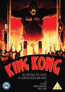 King Kong, DVD DVD