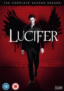 Lucifer: The Complete Second Season, DVD DVD