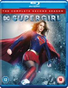 Supergirl: The Complete Second Season, Blu-ray BluRay