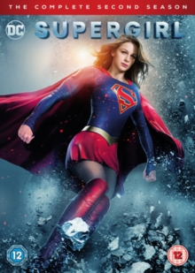 Supergirl: The Complete Second Season, DVD DVD