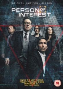 Person of Interest: The Complete Fifth and Final Season, DVD DVD