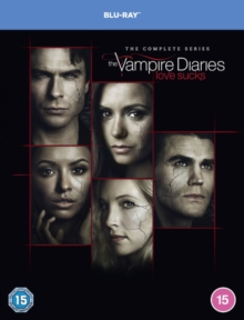 The Vampire Diaries: The Complete Series, Blu-ray BluRay