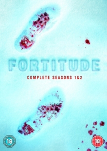 Fortitude: Complete Seasons 1 & 2, DVD DVD