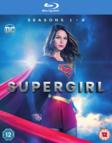 Supergirl: Seasons 1-2, Blu-ray BluRay