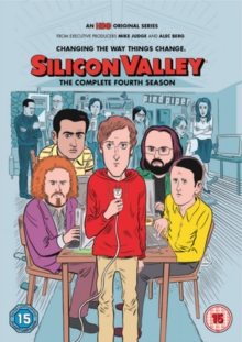 Silicon Valley: The Complete Fourth Season, DVD DVD