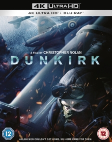Dunkirk, Blu-ray BluRay