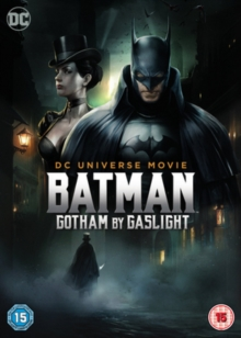 Batman: Gotham By Gaslight, DVD DVD