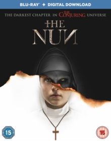 The Nun, Blu-ray BluRay