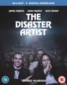 The Disaster Artist, Blu-ray BluRay