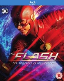 The Flash: The Complete Fourth Season, Blu-ray BluRay