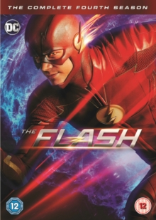 The Flash: The Complete Fourth Season, DVD DVD