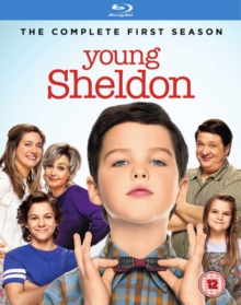 Young Sheldon: The Complete First Season, Blu-ray BluRay