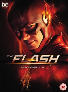 The Flash: Seasons 1-4, DVD DVD