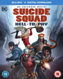 Suicide Squad: Hell to Pay, Blu-ray BluRay