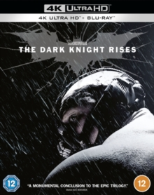 The Dark Knight Rises, Blu-ray BluRay