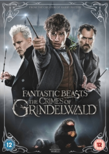 Fantastic Beasts: The Crimes of Grindelwald, DVD DVD