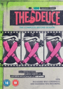 The Deuce: The Complete Second Season, DVD DVD