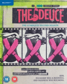 The Deuce: The Complete Second Season, Blu-ray BluRay