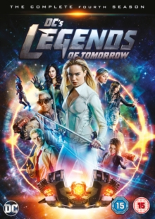 DC's Legends of Tomorrow: The Complete Fourth Season, DVD DVD