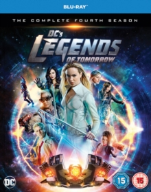 DC's Legends of Tomorrow: The Complete Fourth Season, Blu-ray BluRay