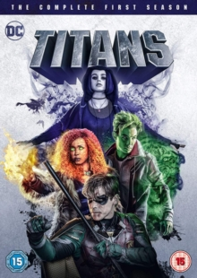 Titans: The Complete First Season, DVD DVD